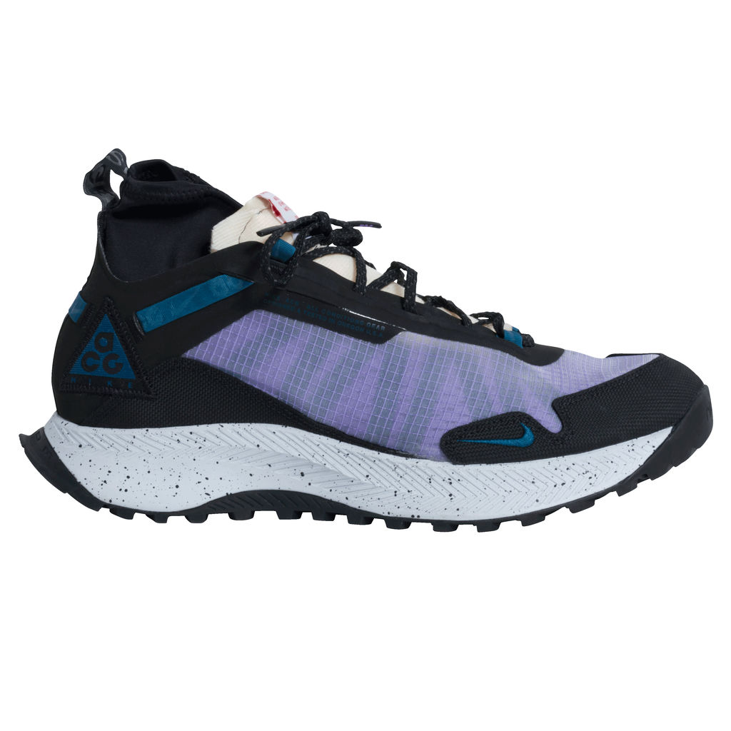 Reworked Nike ACG Men's Zoom Terra Zaherra in Space Purple/Blue Force