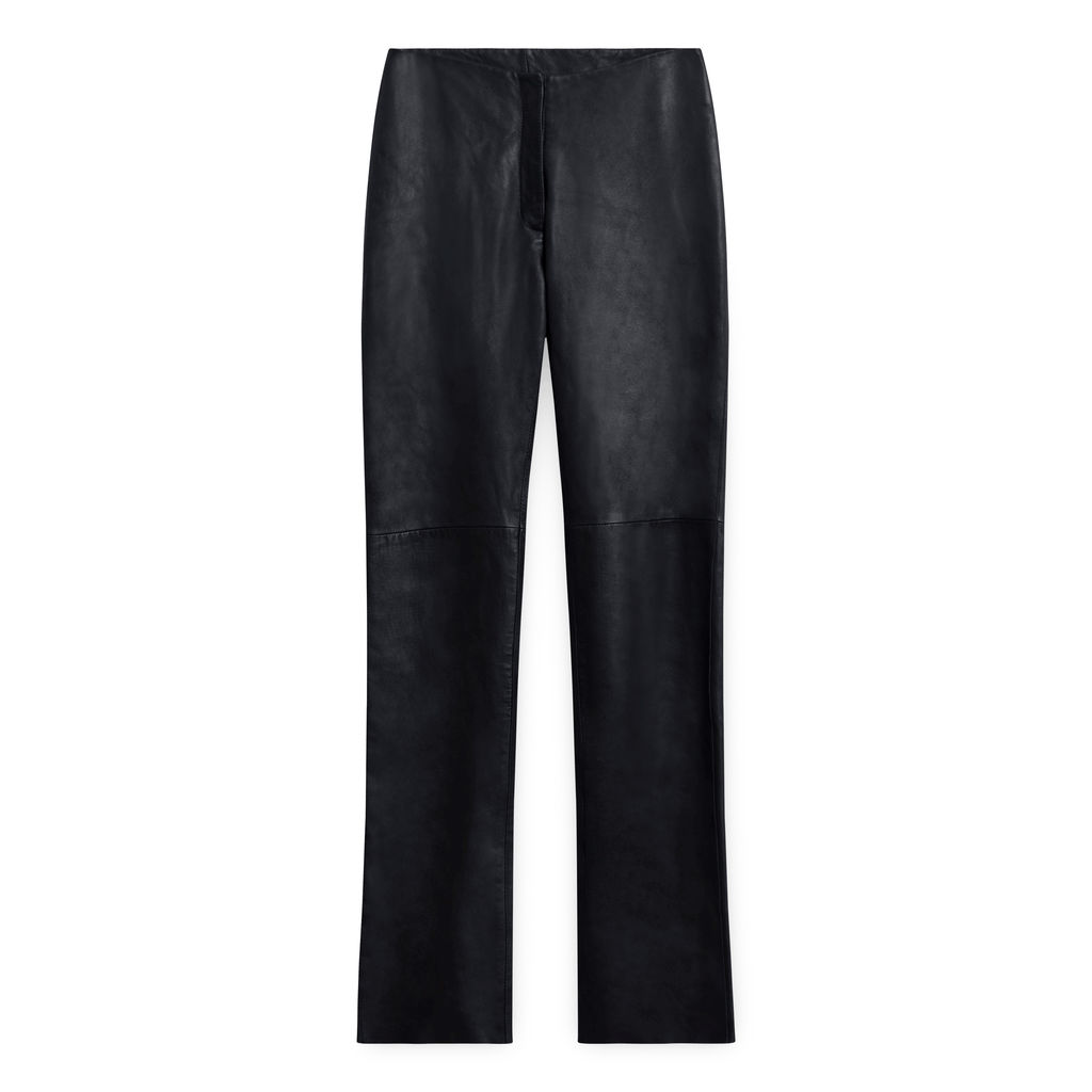 Bebe Faux Leather Trousers