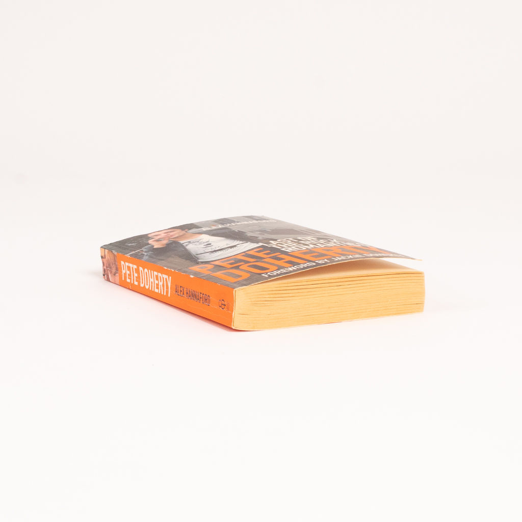 Pete Doherty: Last of the Rock Romantics Paperback