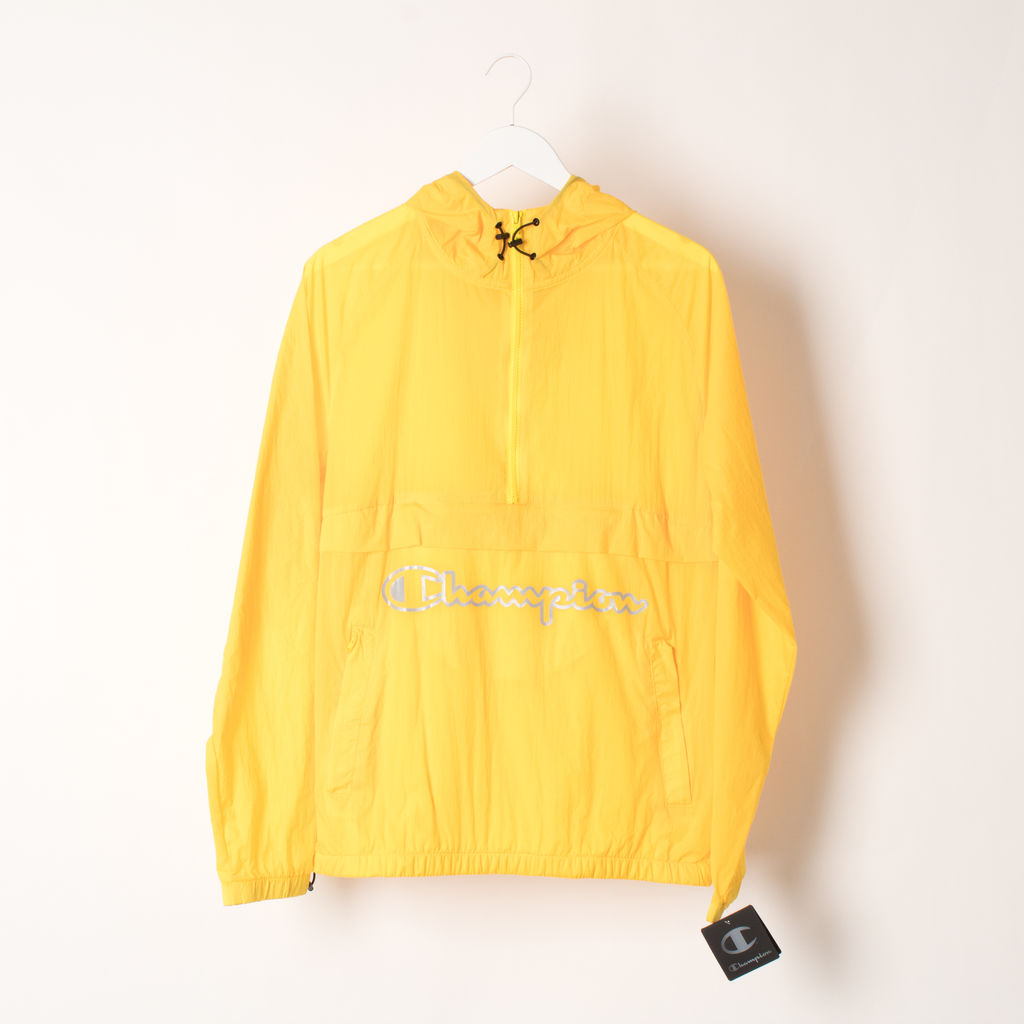 Champion Half Zip Anorak  curated by Samii Ryan