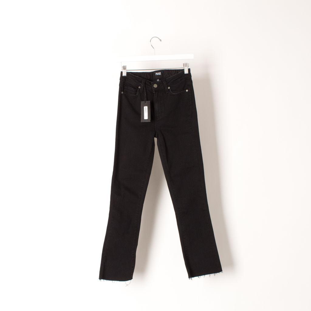Paige Colette Crop Flare Jean