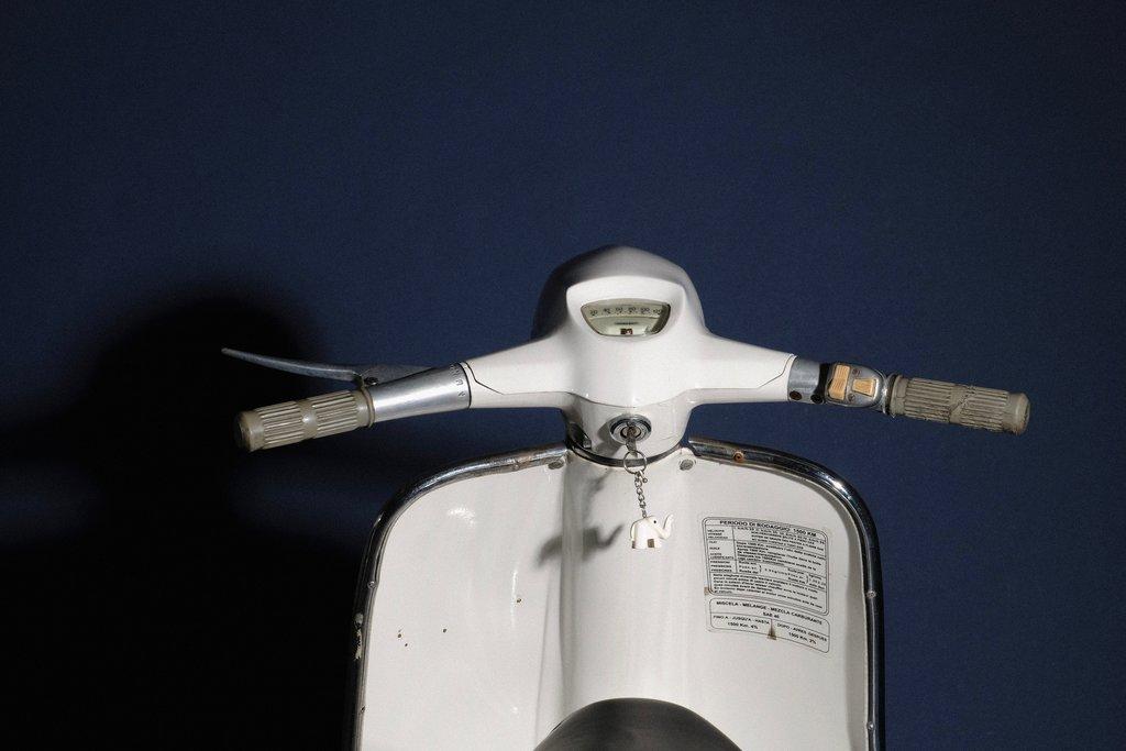 1963 Lambretta TV175