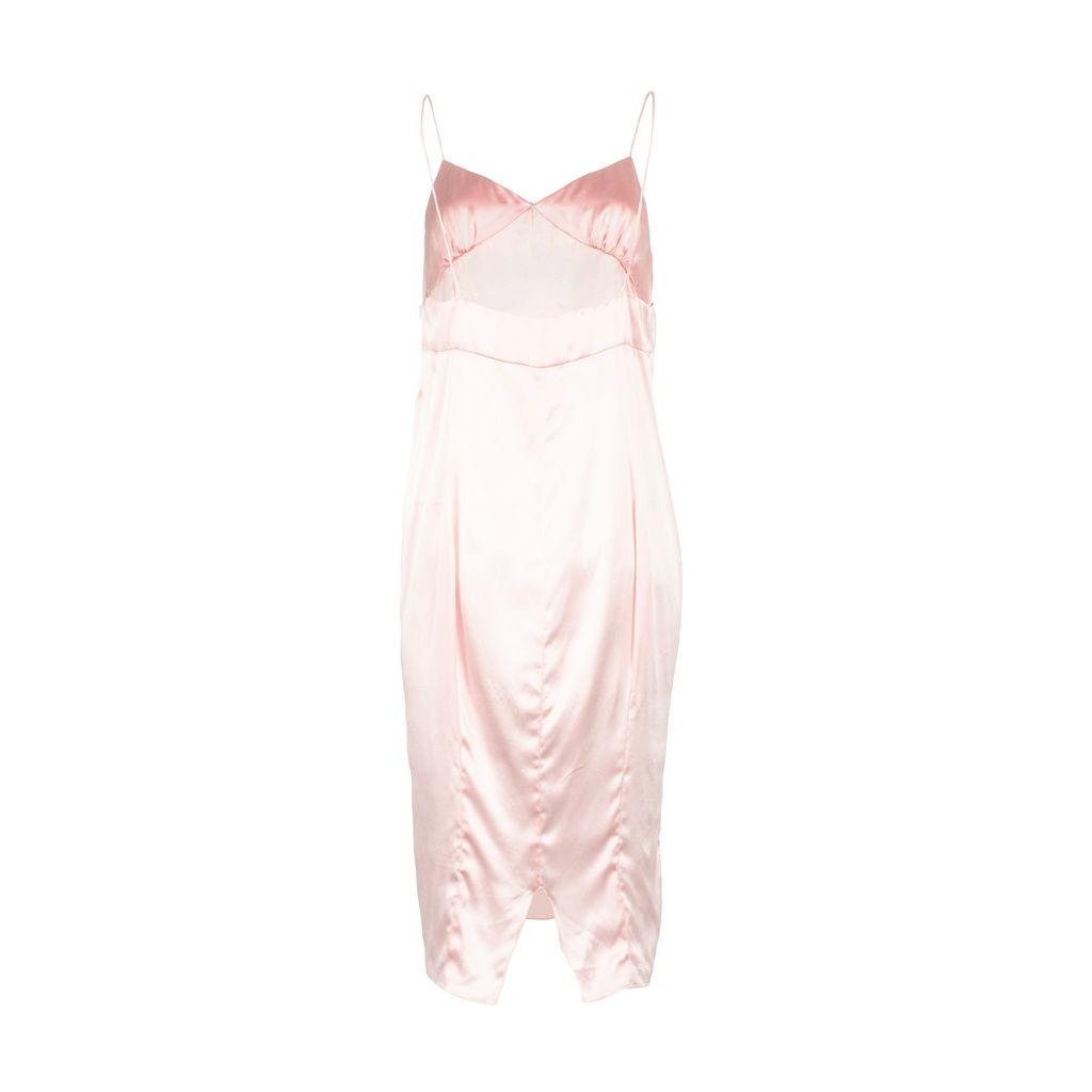 Marc Jacobs Pink Slip Dress
