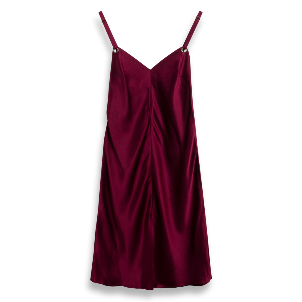 Dolores Haze Satin Dress