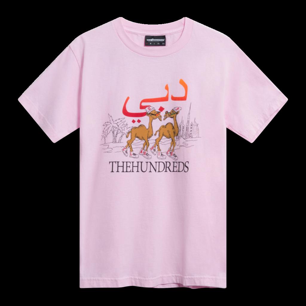 The Hundreds x Upclassics Travel T-Shirt