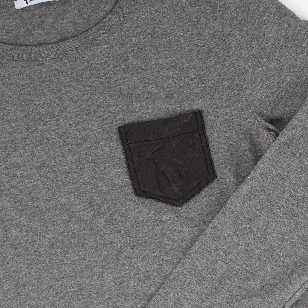 T by Alexander Wang Pocket Detail Long Sleeve