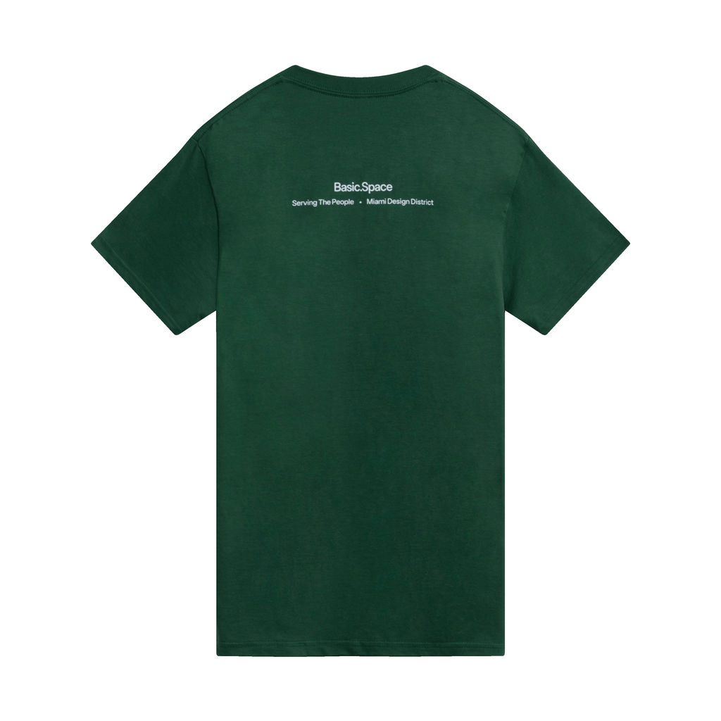 MDD x Serving the People T-Shirt- Green
