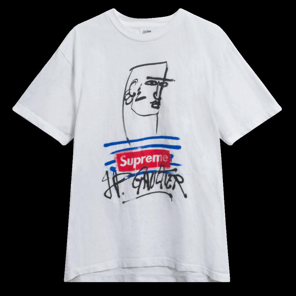 Jean Paul Gaultier x Supreme Graphic T-Shirt