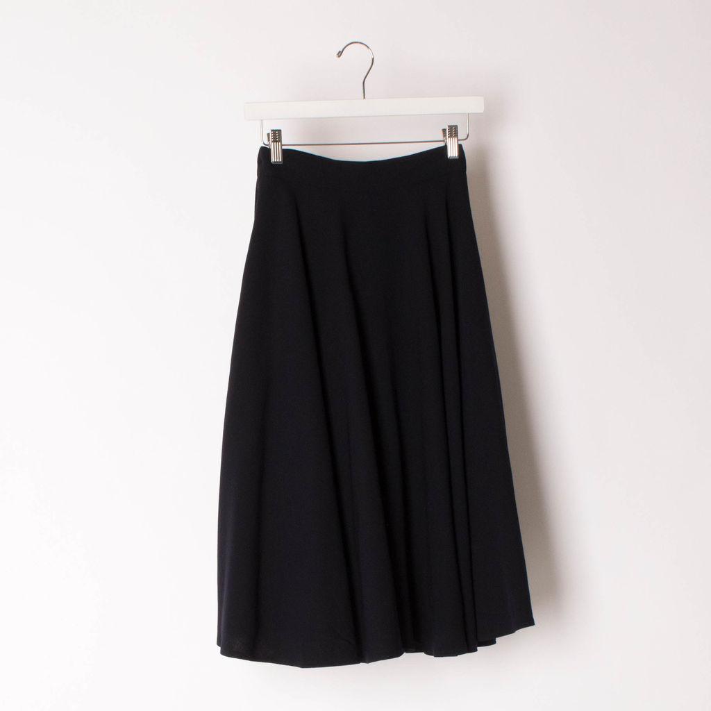 Vintage Gianni Versace Wool Skirt