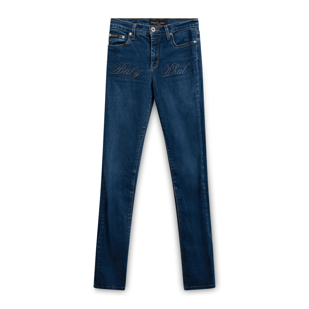 Baby Phat Blue Jeans