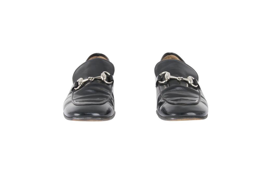 Vintage Gucci Horsebit Loafers