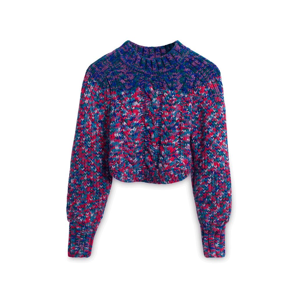 For Love & Lemons Multicolor Sweater