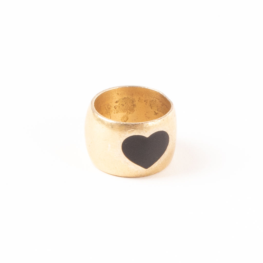 Chanel Double Sided Ring
