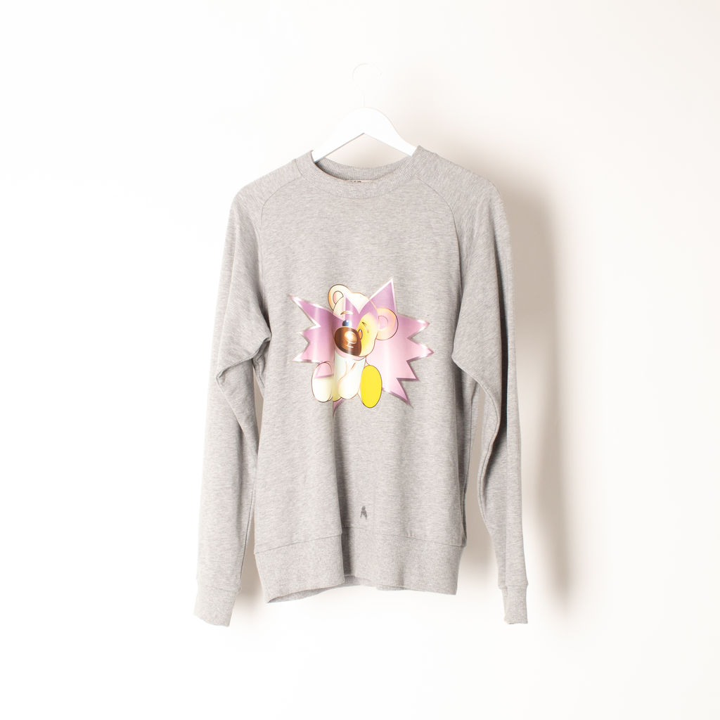 Y-3 Teddy Bear Sweater