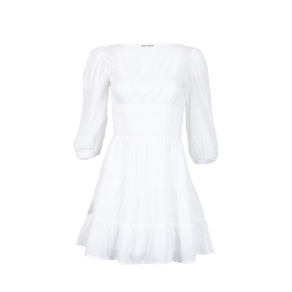 Reformation Verona Dress