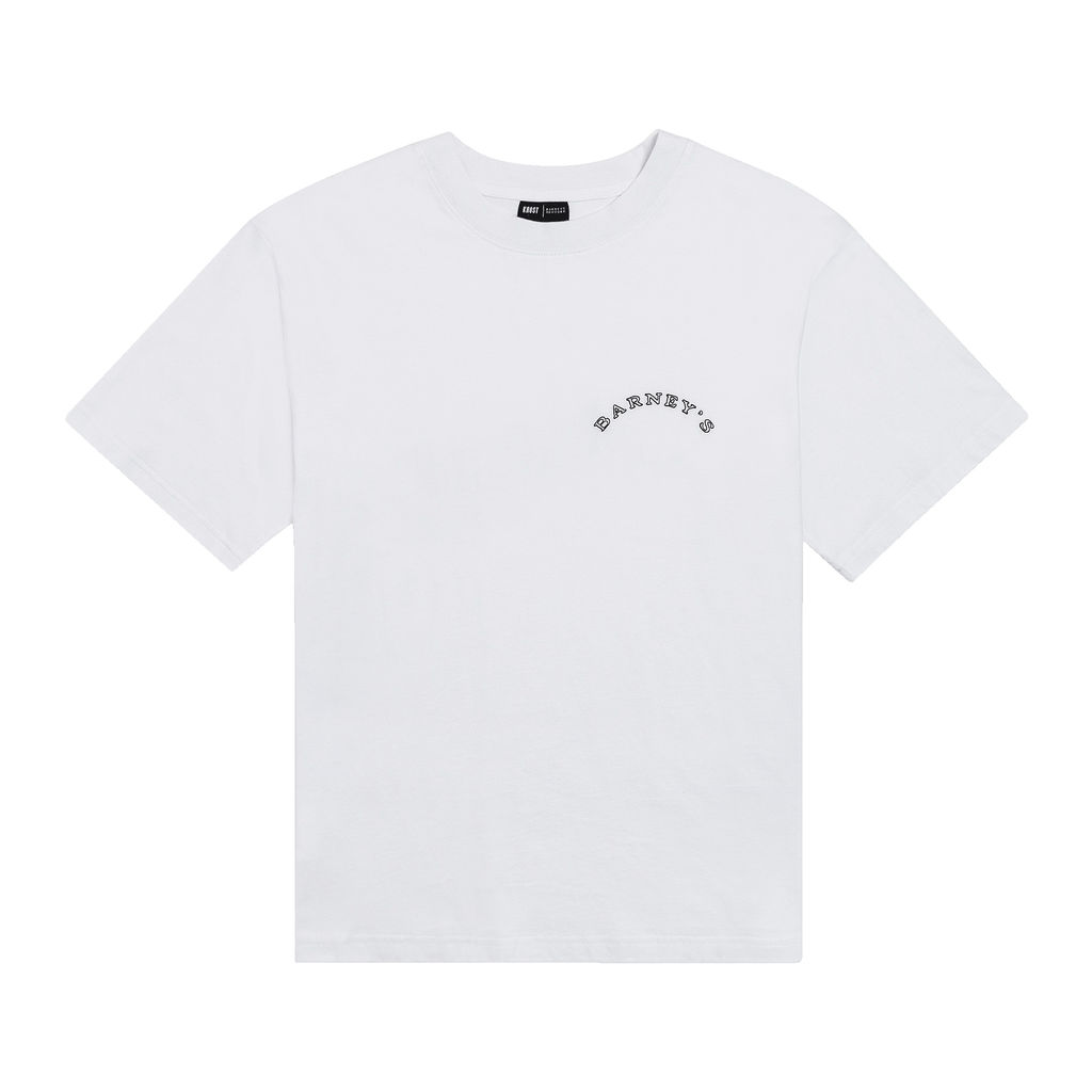 KROST x Barneys Cityscape Tee in White