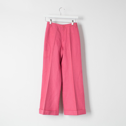 Cacharel Vintage Wool Trousers curated by Sophia Amoruso