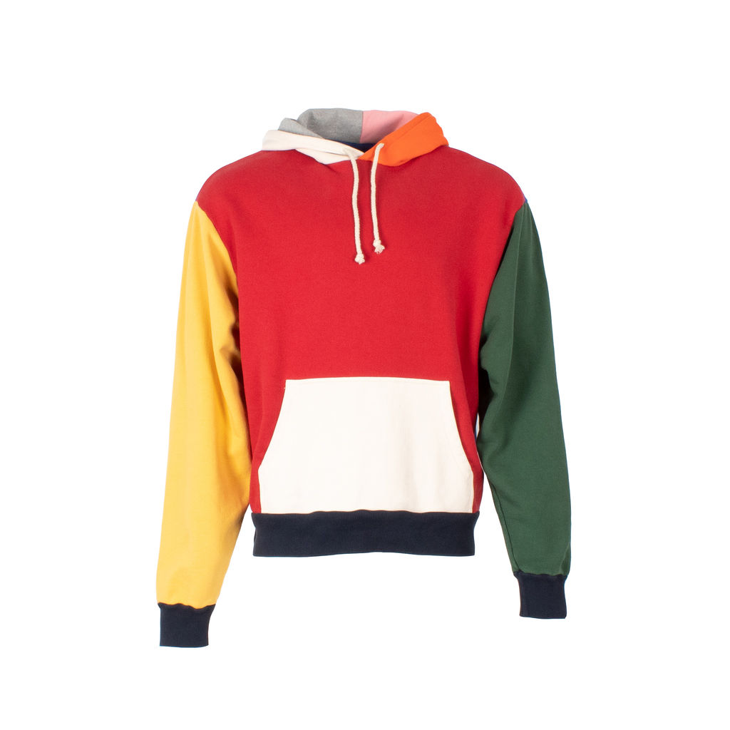 424 Color Blocked Hoodie