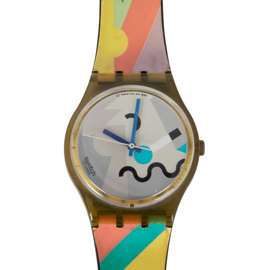 Swatch Cosmesis by Alessandro Mendini Watch