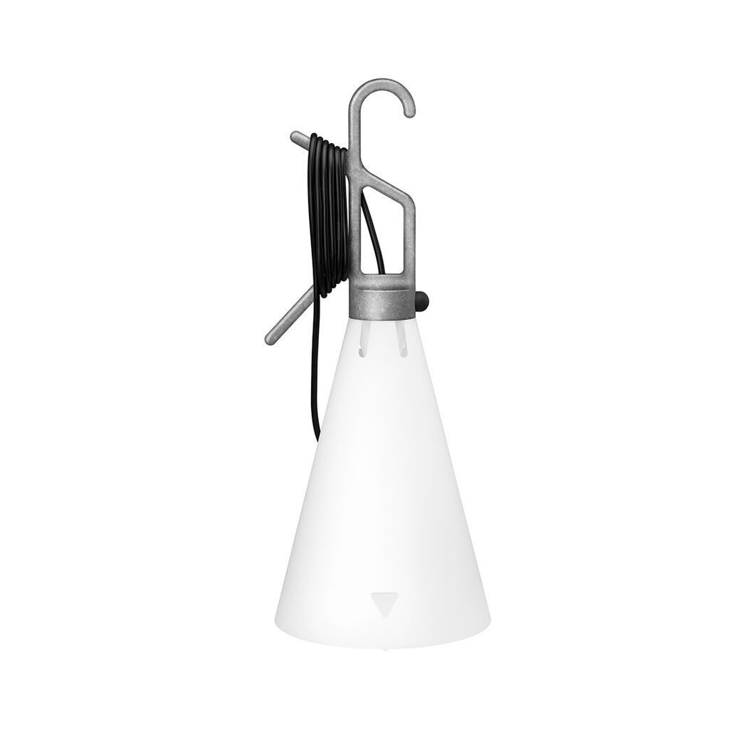 MayDay 20th Anniversary Limited Edition Konstantin Grcic Lamp - Light Grey