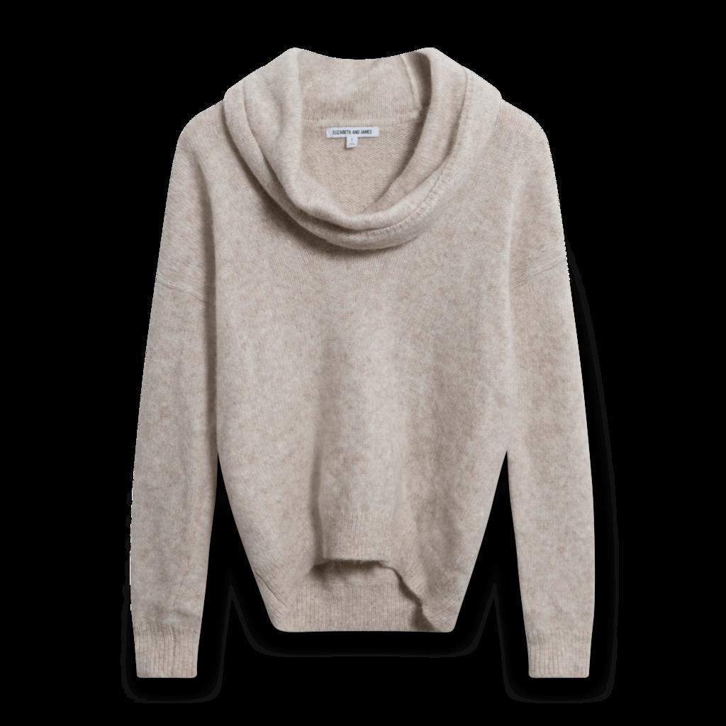Elizabeth and James Gracelyn Cowl Neck Sweater
