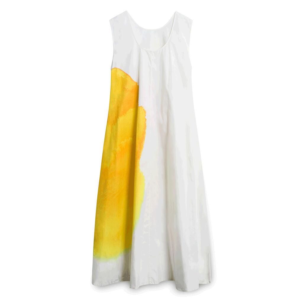 COS Watercolor Dress