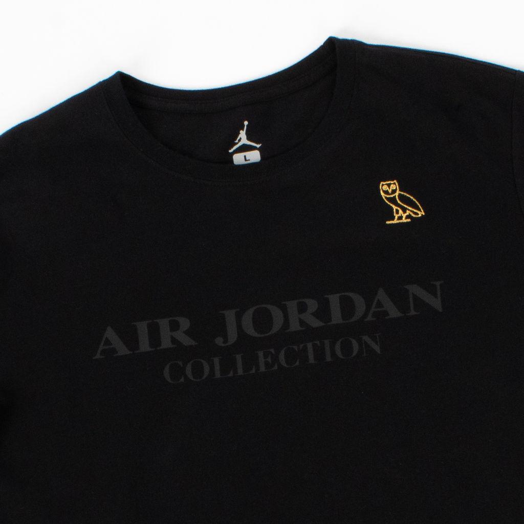 OVO x Air Jordan Script Tee
