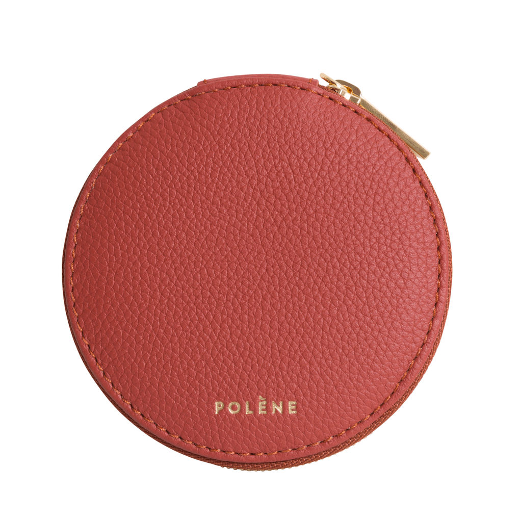 Polene Paris Leather Compact