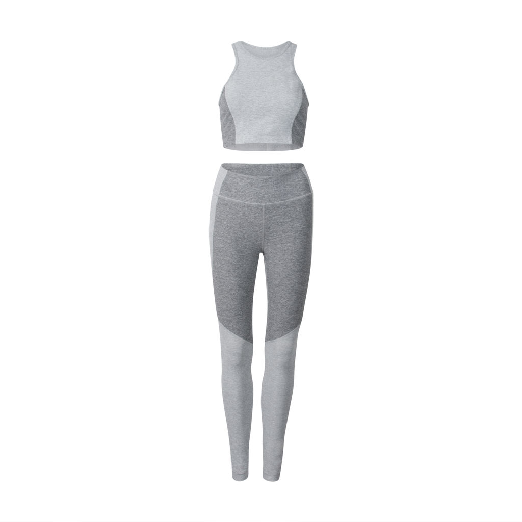 Outdoor Voices Two Tone Workout Set