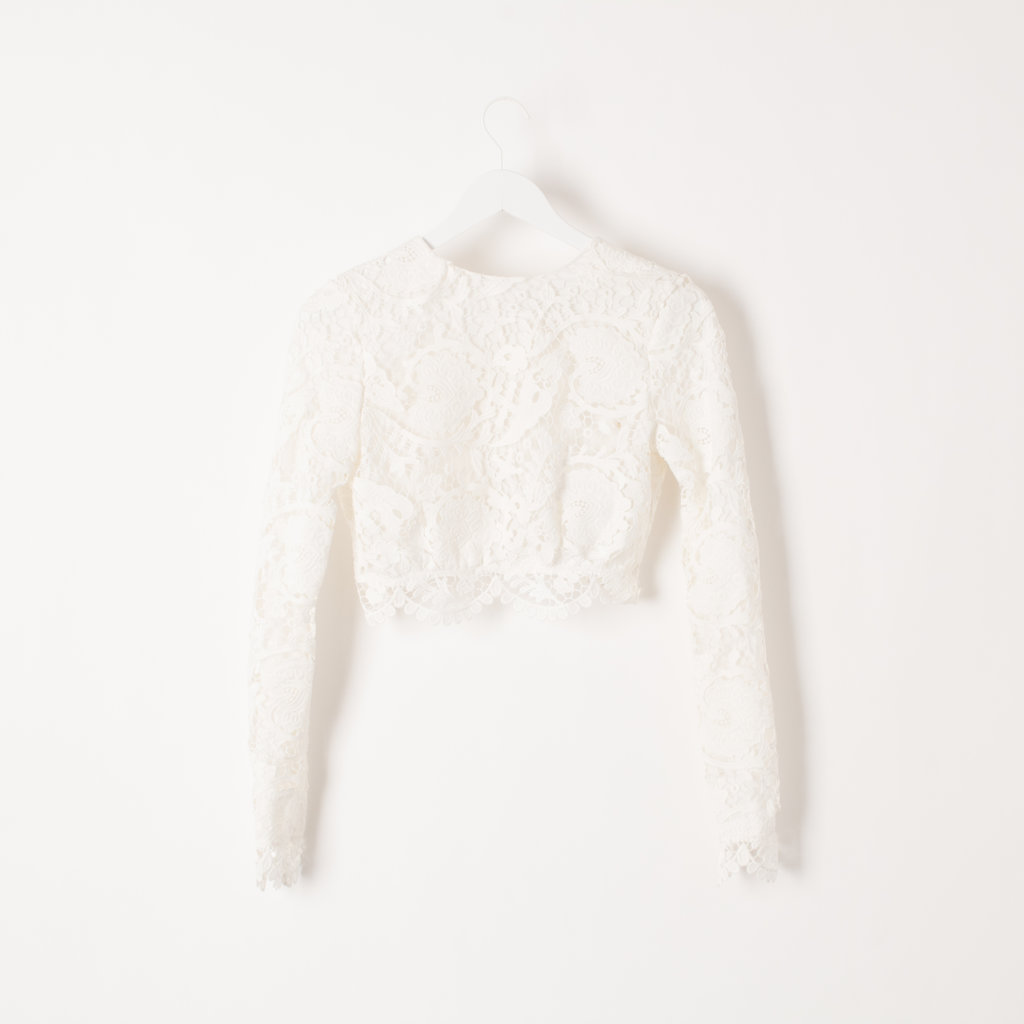Stone Cold Fox Lace Top