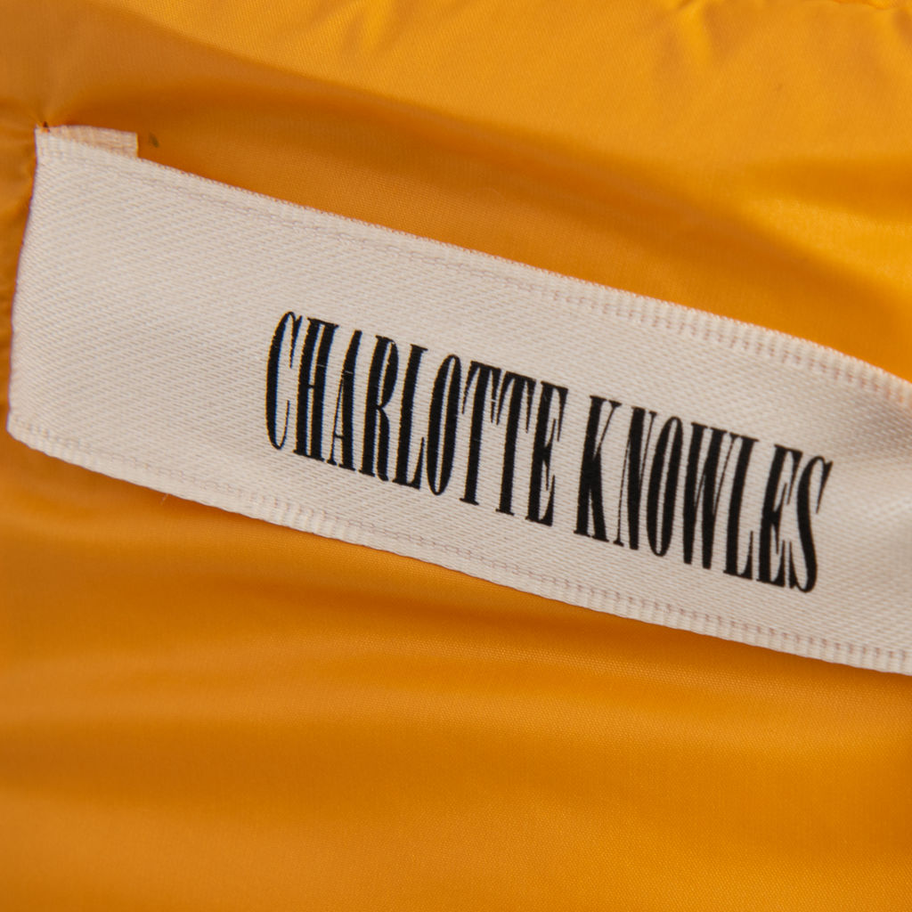 Charolette Knowles Bloat Skirt- Yellow