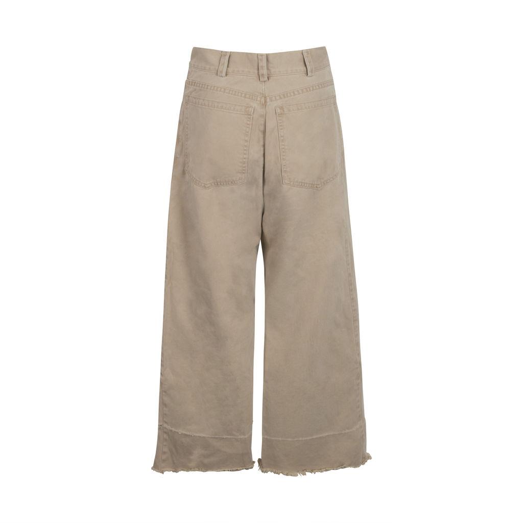 Rachel Comey Legion Pants- Beige Khaki