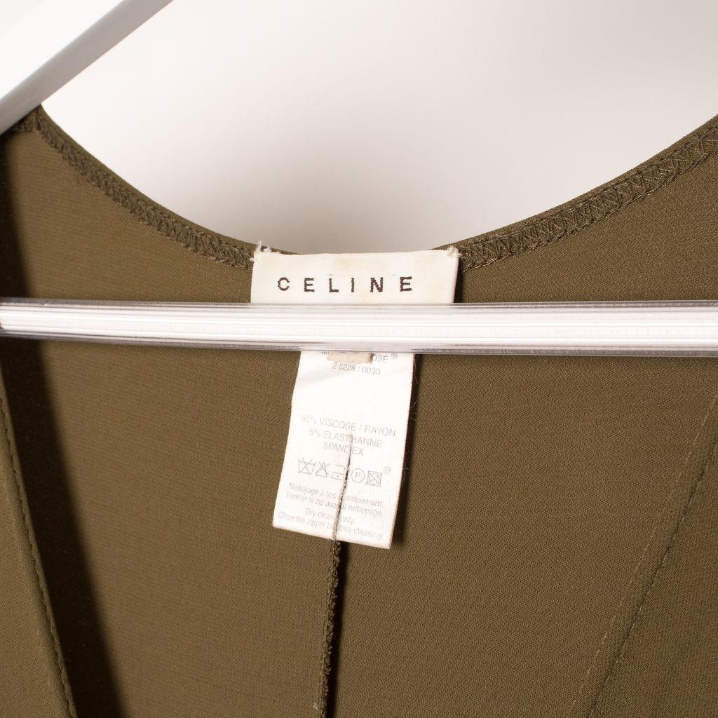 Celine Zip Front Dress