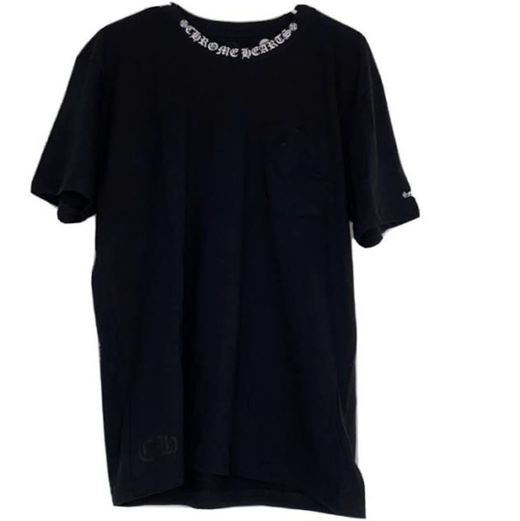 Chrome Hearts Miami Collar T-Shirt