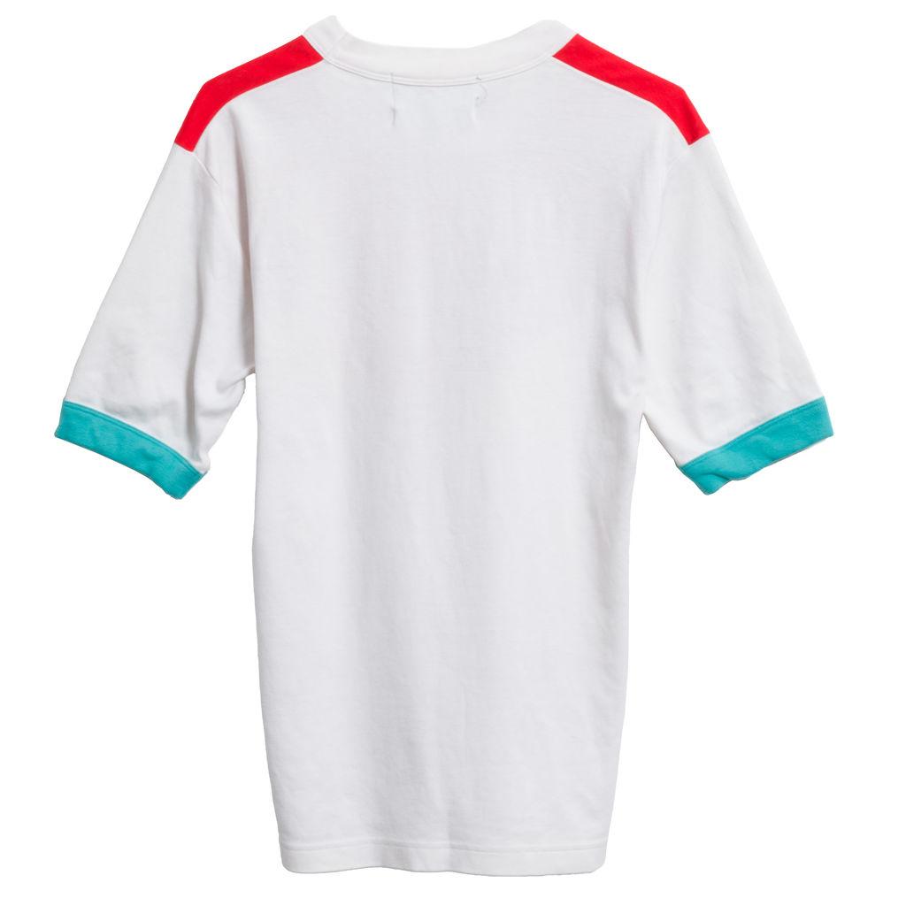 Fred Perry x Raf Simons Chevron Insert T-Shirt