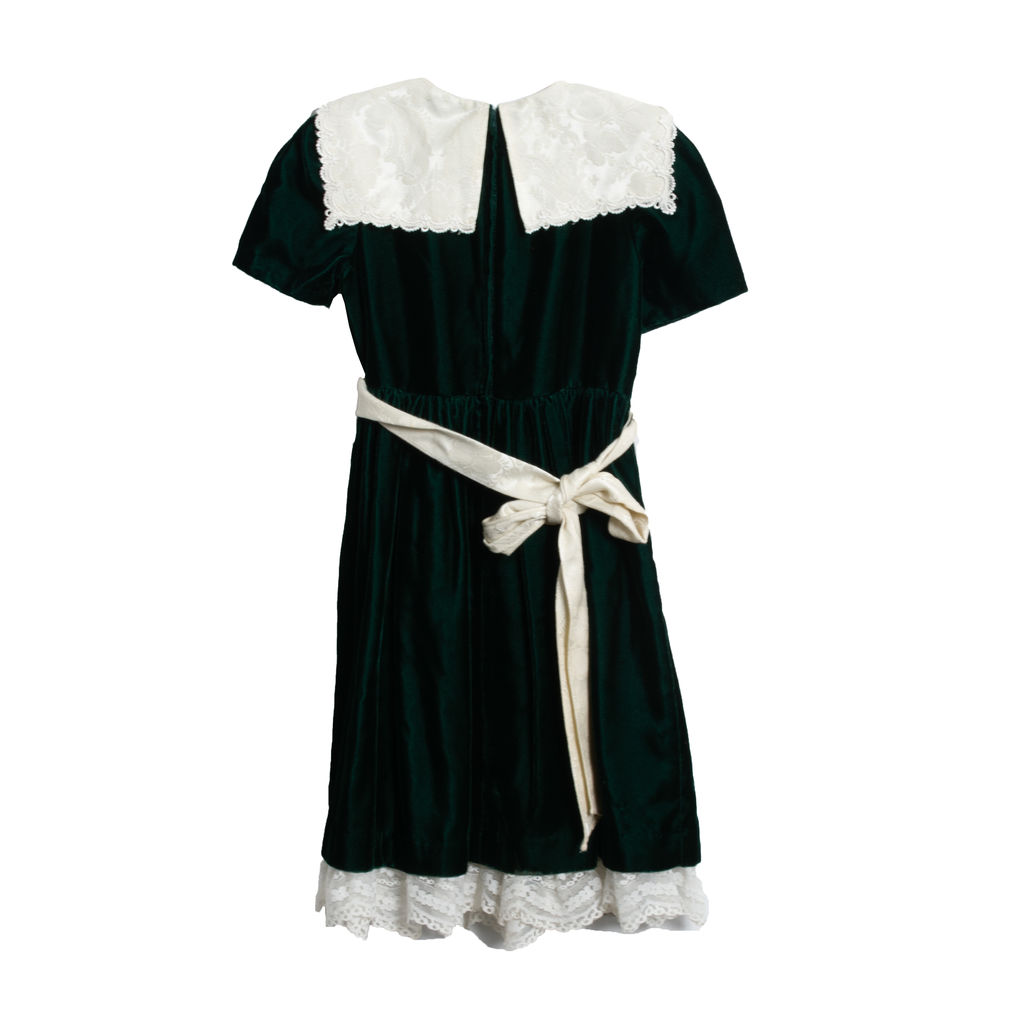 Velvet Gunne Sax Dress (Emerald)
