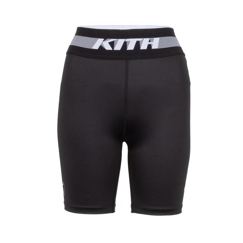 Kith Shine Biker Shorts