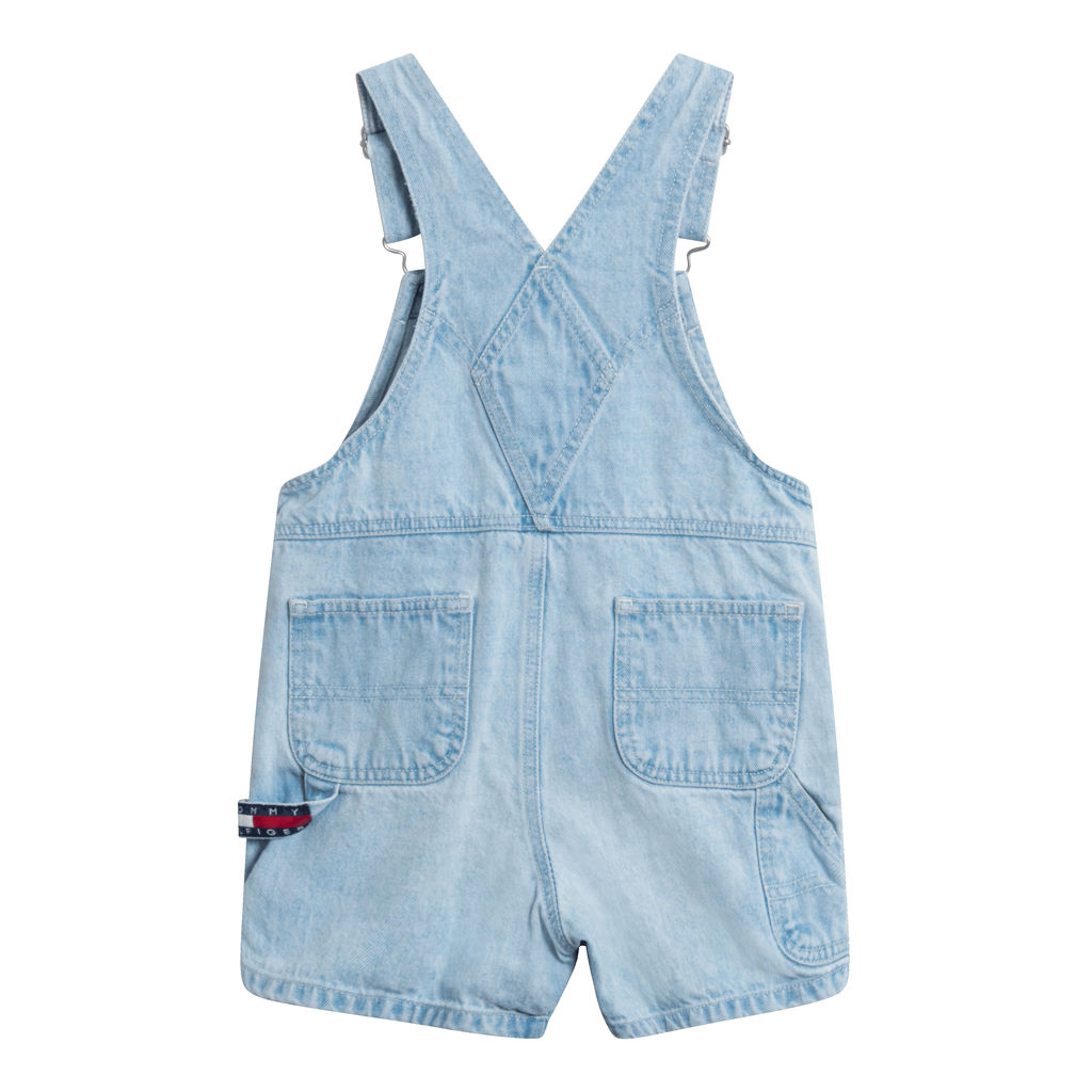 Vintage Tommy Hilfiger Overalls-Light Blue