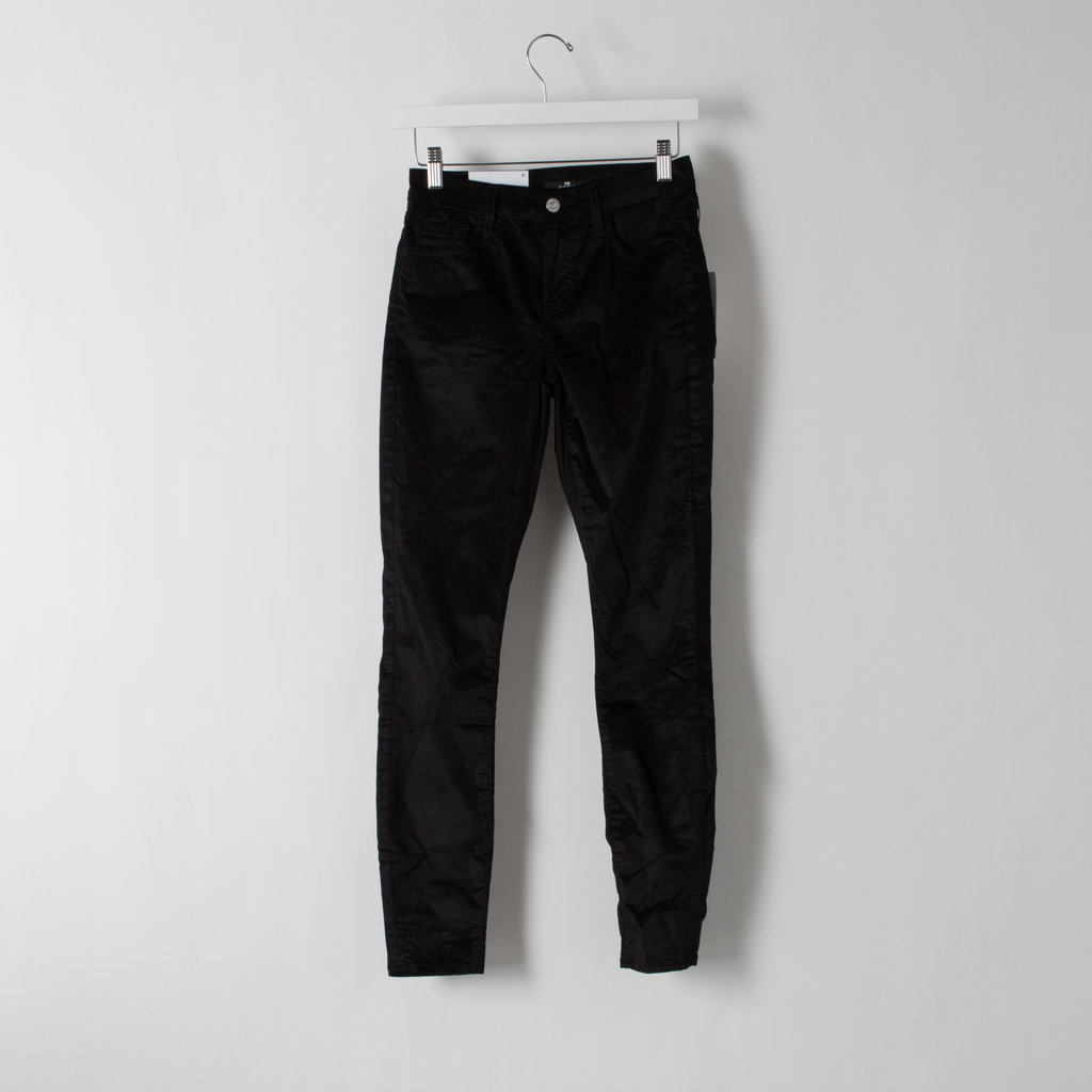 Seven for All Mankind Ankle Skinny in Brushed Velour curated by Sami Miro