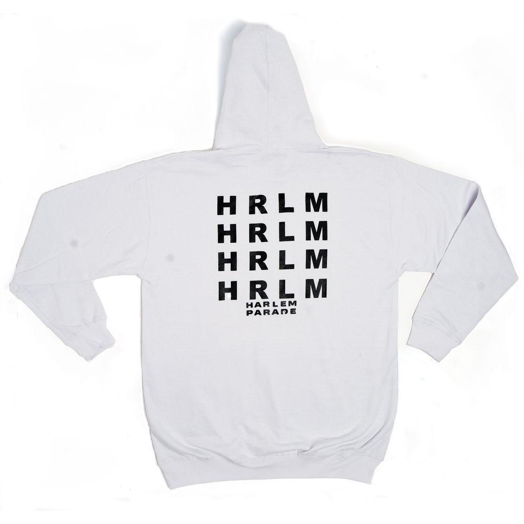 """Harlem Parade """"Harlem. x 4HRLM"""" Hoodie"""