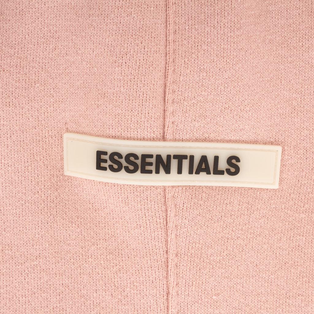 Fear of God Essentials Logo Sweatpants in Dusty Pink