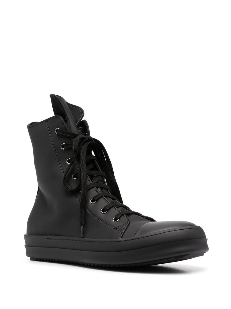 Rick Owens DRKSHDW Ramones High-Top