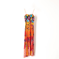 Vintage Oscar de la Renta Dress curated by Lily Kaizer