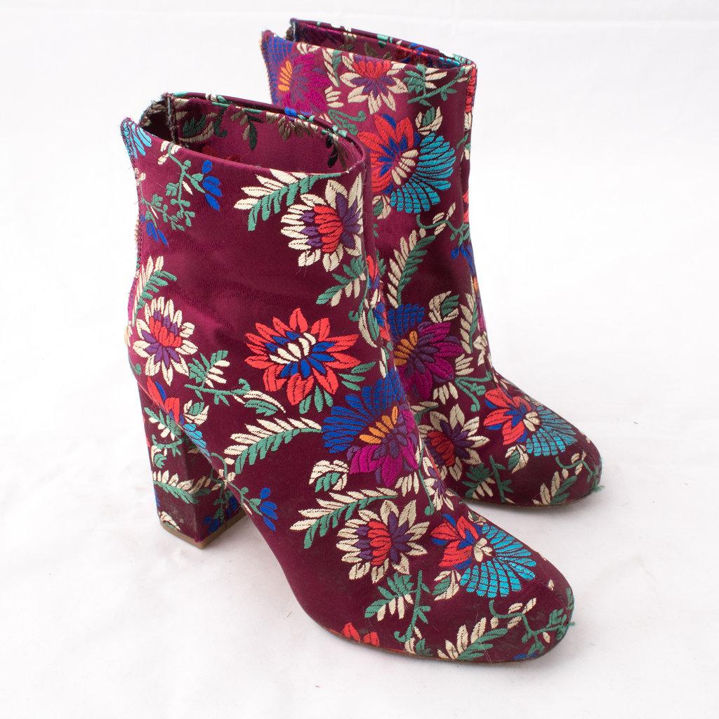 Joie Floral Pattern Heel