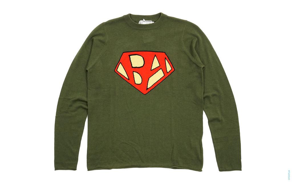 Bapeman Knit Sweater