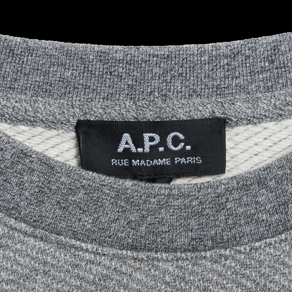 A.P.C. Theo Crew Sweat