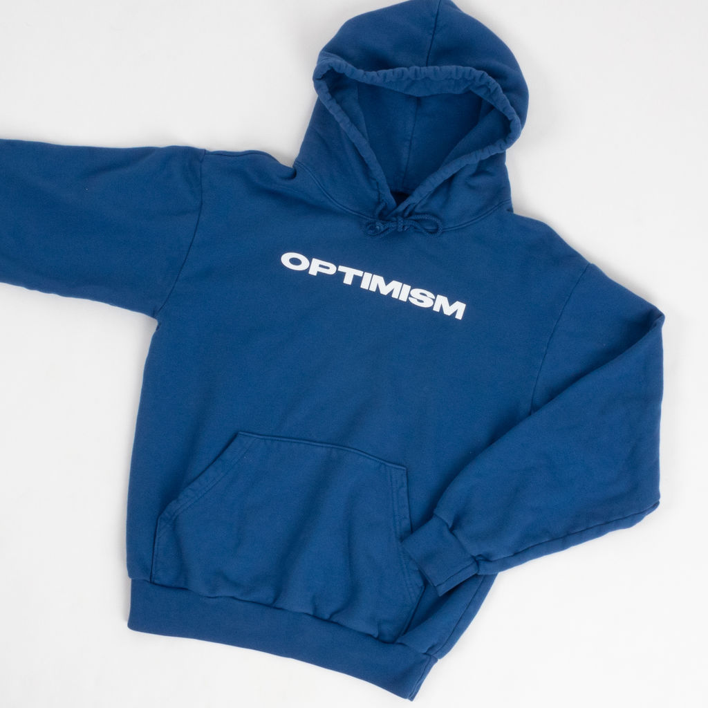 Sporty and Rich Optimism Hoodie