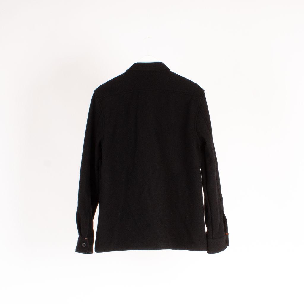 Nudie Jeans Co. Sten Wool Overshirt