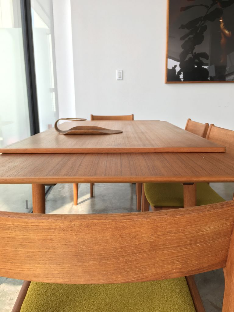 Set of Dining Table + Chairs