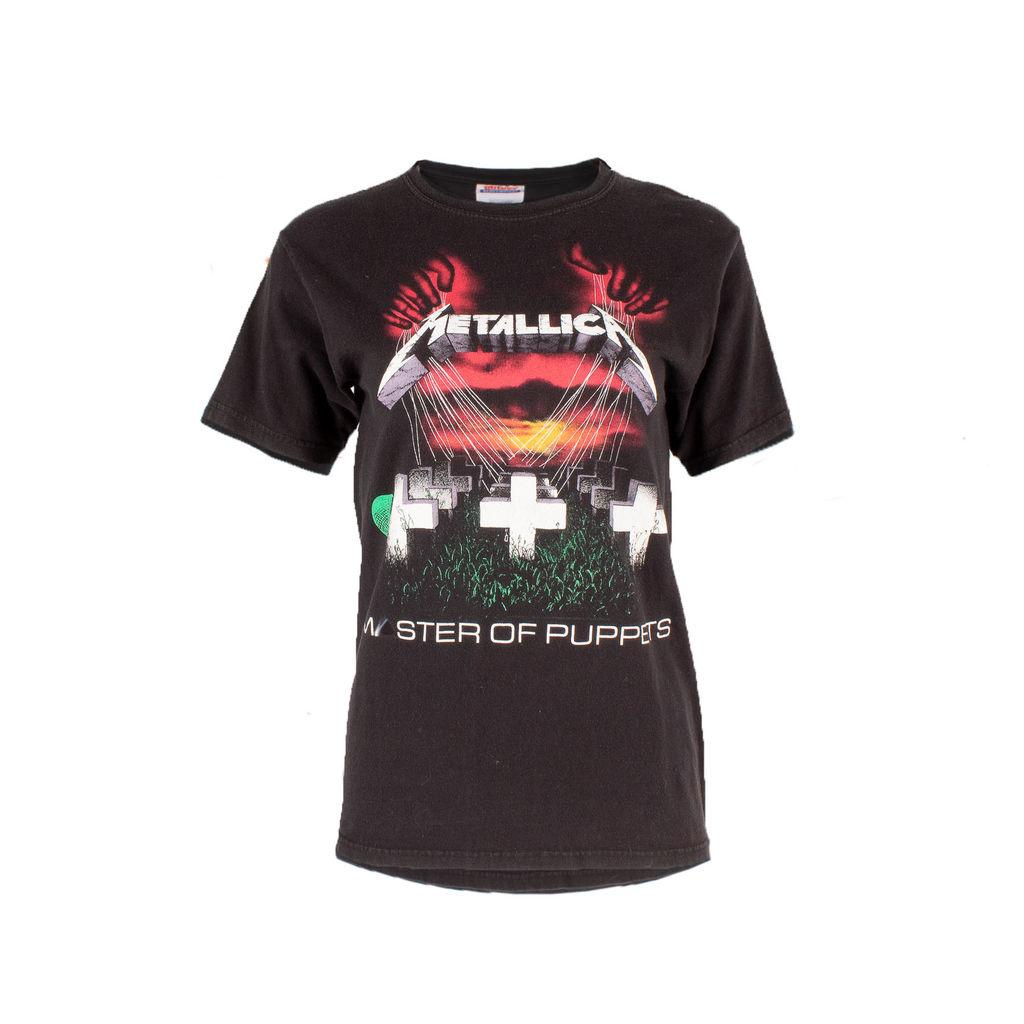 Vintage Metallica Master of Puppets Shirt